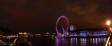 London at night - London Eye - 5